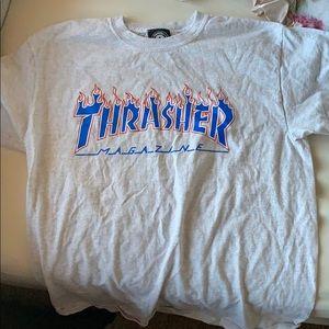 Thrasher Magazine T-Shirt Men's Medium